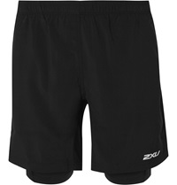 2Xu Pace Compression 7 Running Shorts Black