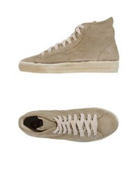 Cycle High Tops And Trainers Beige