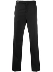 Karl Lagerfeld Logo Lined Tailored Trousers 60