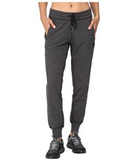New Balance Classic Tailored Sweatpants Black Heather Women's Casual Pants