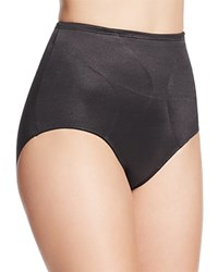 Tc Fine Shapewear Intimates Waistline Gripper Brief 4064 Black