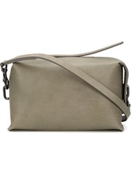 Rick Owens 'New Box' Clutch Nude And Neutrals