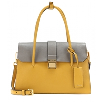 Miu Miu Leather Tote Argilla So