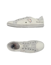Nero Giardini Low Tops And Trainers White