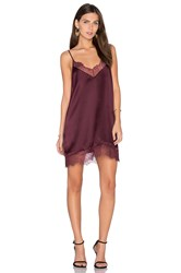 Cami Nyc The Brooklyn Dress Wine