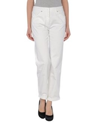 See By Chloe See By Chloe Casual Pants White