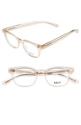 Women's Salt 'Landry' 46Mm Optical Glasses Melon