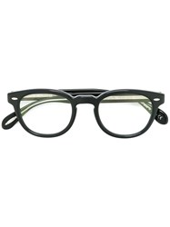 Oliver Peoples 'Sheldrake' Glasses Black