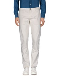 Hamptons Casual Pants Ivory