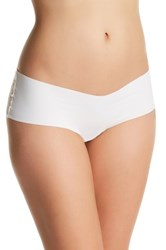 Shimera Free Cut Lace Cheeky Hipster White