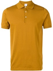Aspesi Shortsleeved Polo Shirt Yellow