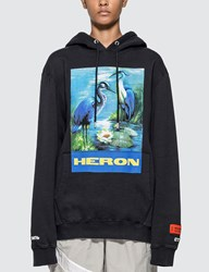 Heron Preston Permanent Hoodie Black
