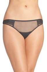 Ongossamer Women's On Gossamer Pleat Front Thong