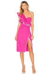Ale By Alessandra X Revolve Magdalena Dress Fuchsia