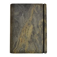 Bark And Rock Olympus Stone Notebook Grey