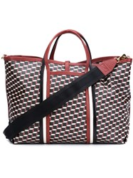 Pierre Hardy Cube Design Holdall Black