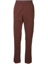 Gieves And Hawkes Tapered Trousers