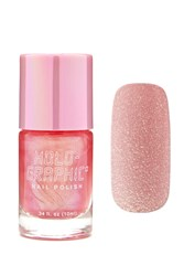 Forever 21 Pink Holographic Nail Polish
