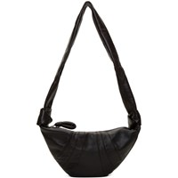 Christophe Lemaire Brown Small Bum Bag