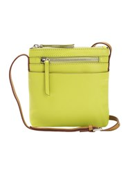 White Stuff Mini Leila Crossbody Bag Lime