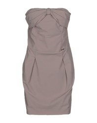 Toy G. Dresses Short Dresses Women Dove Grey