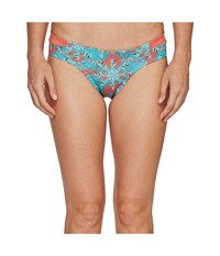 Carve Designs Zena Bottom St. Croix Women's Swimwear Blue