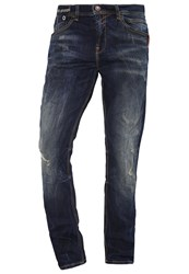 Ltb Fabijan Slim Fit Jeans Aven Wash Destroyed Denim