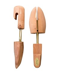 Woodlore Cedar Shoe Trees Wood