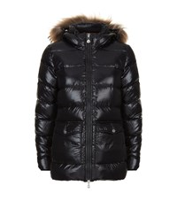 Pyrenex Authentic Shiny Puffer Jacket Female Black