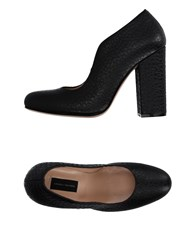 Andrea Incontri Footwear Courts Black