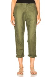 The Great Carpenter Trouser In Green