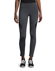 Marc New York Compression Performance Leggings Charcoal
