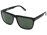 Spy Optic Neptune Black Happy Gray Green Fashion Sunglasses