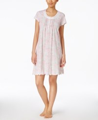 Miss Elaine Pleated Nightgown