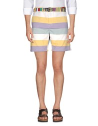 Suit Bermudas Yellow