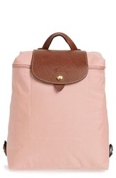 Longchamp 'Le Pliage' Backpack Pink Pinky