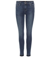 Paige Verdugo Ankle Ultra Skinny Jeans Blue