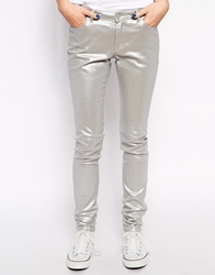 Paul By Paul Smith Silver Jeans