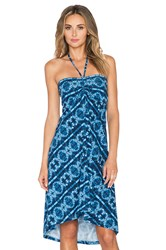 Patagonia Kamala Convertible Dress Blue