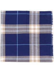 Burberry Lightweight Check Scarf 60