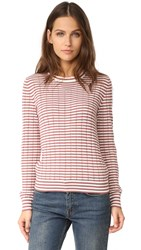 A.P.C. Annabelle Cashmere Sweater Rose
