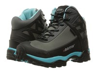 Baffin Blizzard Grey Teal Women's Shoes Gray