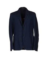 Antonio Croce Blazers Dark Blue
