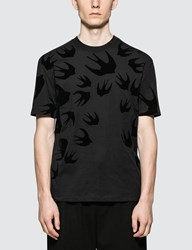 Mcq By Alexander Mcqueen Dropped Shoulder S S T Shirt