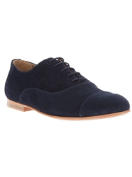 B Store 'Mario 2' Oxford Shoe Blue