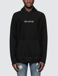 Raised By Wolves Box Logo Hoodie