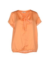0039 Italy Blouses Salmon Pink