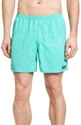 Patagonia Men's Baggies Swim Trunks Green
