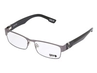 Spy Optic Trenton Gunmetal Black Sport Sunglasses Gray