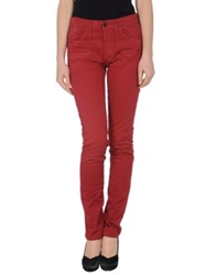 Citizens Of Humanity Citizen Of Humanity By Jerome Dahan Casual Pants Brick Red